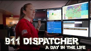 911 Dispatcher - A Day in the Life