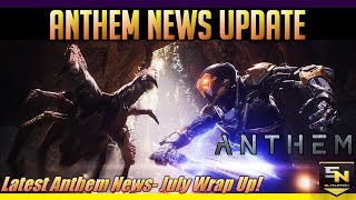 Anthem   News Update for July 24th- Free Roam, Javelin Skills, Upcoming Events & More!