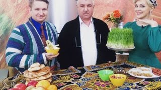 Праздник Навруз на Среднем Урале