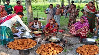 Village People Make New Recipe of Fried Chicken - You can Try This Crispy & Tasty Chicken Fry