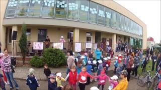 Zahradní slavnost  Den dětí - MŠ Pohádka - 40 let