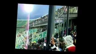 preview picture of video 'Palermo Juventus 09-12-2012 dal settore ospiti  JCD Mussomeli'