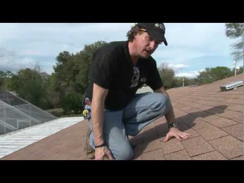 The sun tends to heat conventional roof shingles up to temperatures as high as 140 or 150 degrees F during...