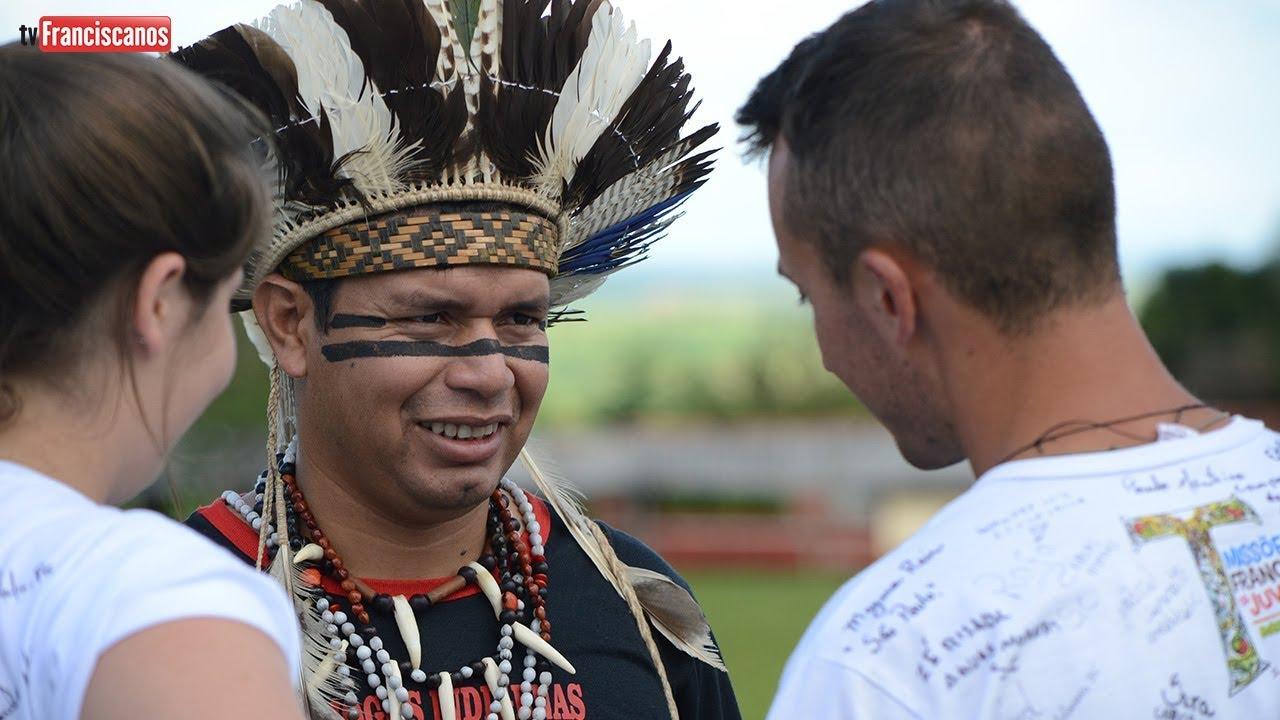 Hora de parar e pensar | Os povos indígenas
