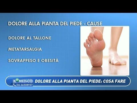 Serratura per la foto articolazione della caviglia