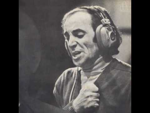 , title : 'Charles Aznavour      -      La Boheme'