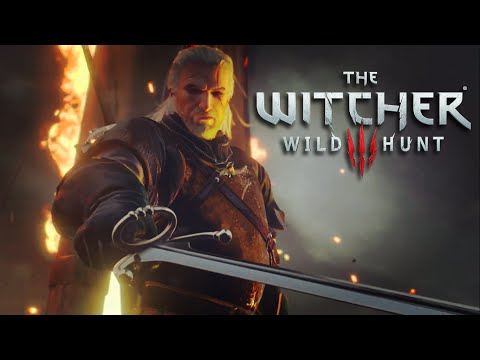 The Witcher 3 best fighting moments ( Hunt or be Hunted )