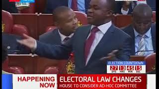 Kiminini MP Chris Wamalwa hits back at Garissa Township MP Aden Duale