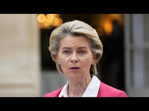 Oύρσουλα φον ντερ Λάιεν: «Η ΕΕ δεν θα δεχθεί ποτέ λύση δύο κρατών για την Κύπρο»…