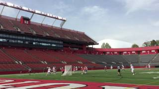 Rutgers lacrosse wins thriller over Ohio State