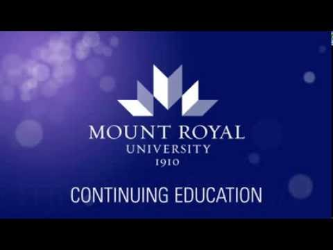 What is Asset Management? Mount Royal University Continuing Education