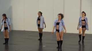 """""""DAMMI TRE MINUTI"""" Danza&Passione di Mino Bianco, I Posto Danza Moderna, Lecce Danza in Scena"""