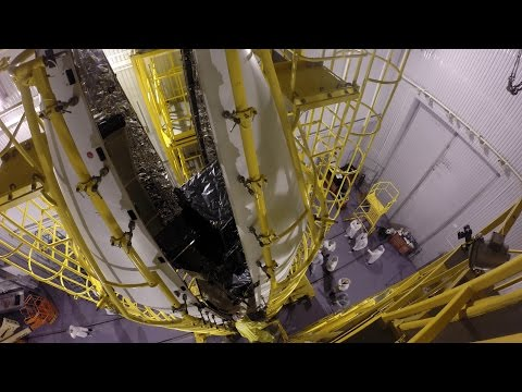How A Weather Satellite Gets Ready To Go To Space