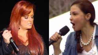 WYNONNA JUDD HAS EPIC RESPONSE TO ASHLEY'S DISGRACEFUL BEHAVIOR AT WOMEN'S MARCH