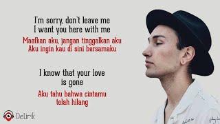 Love Is Gone - SLANDER feat. Dylan Matthew (Lirik Lagu Terjemahan)