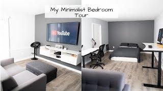 Minimalist Bedroom Tour | Bay Area Home Renovation