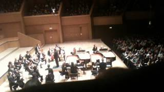 Bach Concerto for 4 Pianos and String Orchestra - Martha Argerich and friends