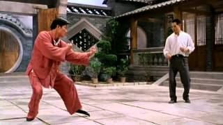 GREAT FIGHT Jet Li VS Wu Shu Master