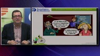 Conferencia Ignacio Aguaded - Tecnológico de Monterrey