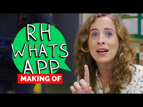 MAKING OF - RH WHATSAPP