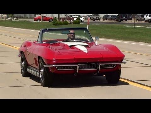 1967 Corvette 427 Big-Block Test Drive