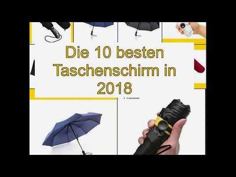 Die 10 besten Taschenschirm in 2018