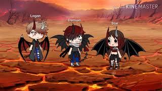Saints/Dynasty/Devils Dont Fly   GLMV   Gacha Life