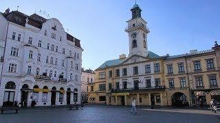 preview picture of video 'Cieszyn zimą (Cieszyn in the Winter), Silesia, Southern Poland [HD] (videoturysta)'