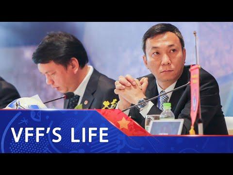 Phó CT VFF Trần Quốc Tuấn nói gì về cương vị mới ở Liên đoàn bóng đá châu Á