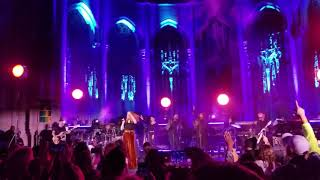 NEVER ALONE // Tori Kelly LIVE at NYC Riverside Church