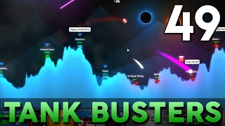 [49] Tank Busters (Let's Play ShellShock Live w/ GaLm and Friends)