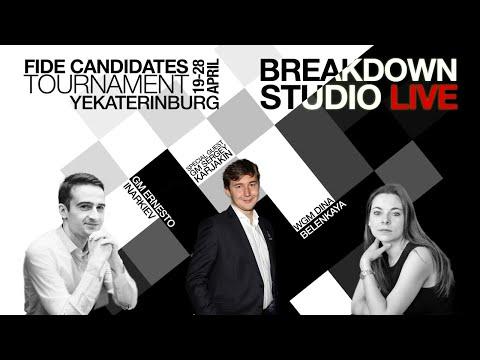 Candidates Round 8 — Nepo atthetop
