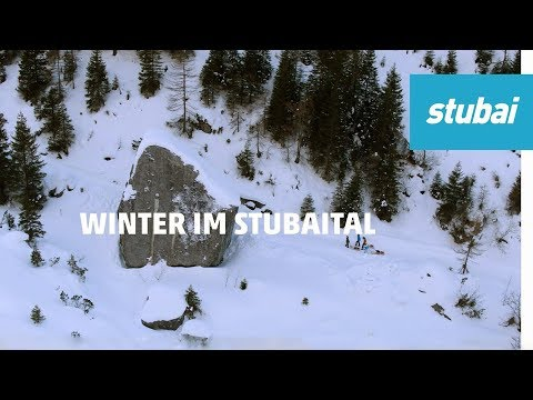 Winter im Stubai