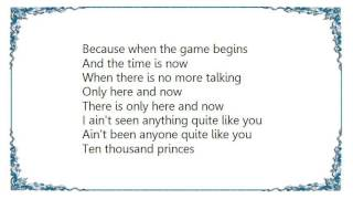 Chris Rea - Anyone Quite Like You Lyrics
