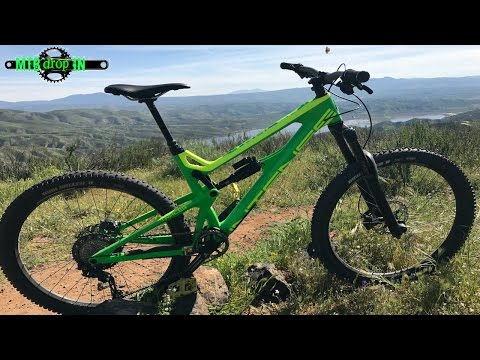 Top 2017 Mountain Bikes: 2017 Intense Tracer Bike Review & Test Ride P. 1 of 2 #testride #bikereview