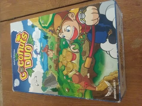 CAG Reviews Coconuts Dou by MayDay Games