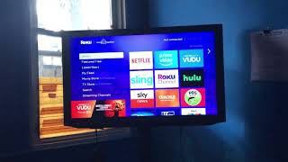 How to connect the Roku remote app to your device when you don't have WiFi