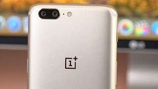 OnePlus 5 (Soft Gold): Unboxing & Overview