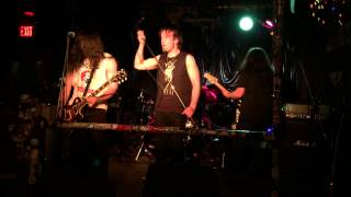 Fallen Heirs - Waste Your Time @ Bovine Sex Club - Apr/18th/2015