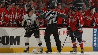 Sidney Crosby vs Alex Oveckin