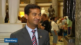 Rep. Curbelo Sees Carbon Tax as 'Conservative Movement'