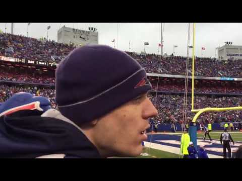 Kid reacts to Dildo thrown on Field during NFL Game!!!