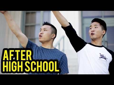 THINGS TO KNOW AFTER HIGH SCHOOL