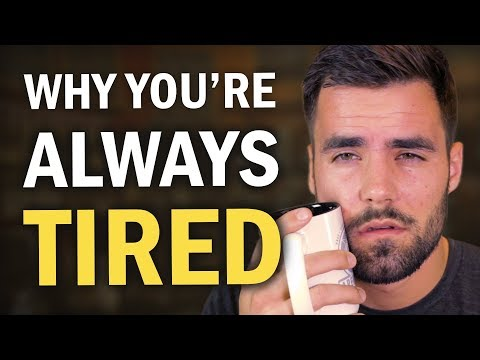 How To Stop Being TIRED All The Time Mp3