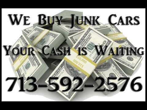 professional junk car buyers houston cash for cars no title needed we buy junk cars. Black Bedroom Furniture Sets. Home Design Ideas