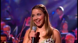 "Charlotte Church: ""Enchantment"" (2001), full concert. Fragment 1 of 20, ""Tonight""."