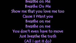 Miley Cyrus - Breathe On Me (Shontaysia Alburn - 60 Seconds in Heaven)