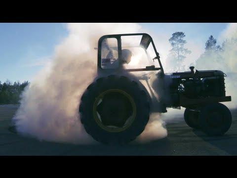 The Terror Traktor
