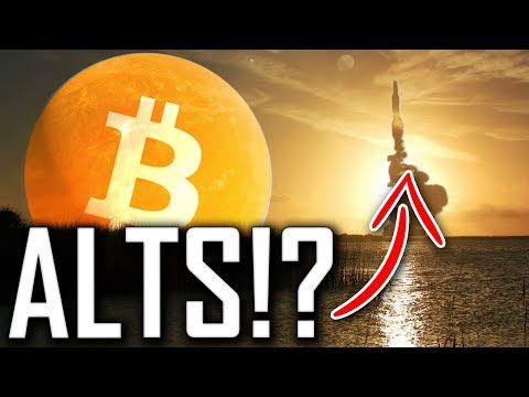 Alts Outperforming Bitcoin!?