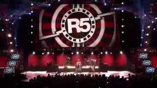 R5    (I Can't) Forget About You (Radio Disney Music Awards 2014)